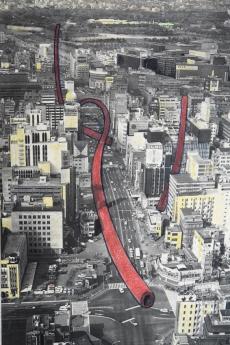 Disegno urbano, 1999 (Tokyo)