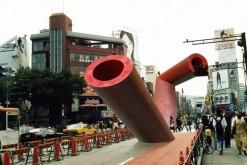 Innesti urbani, Tokyo, 2006