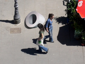 Ehi ragazze!, 2006 (Roma, Piazza Vittorio)
