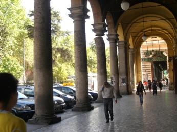 Simulazione, 2006 (Roma, Piazza Vittorio)
