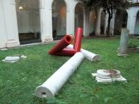 Partitura composita, Conservatorio S.Cecilia, Roma, 2009