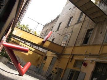 Innesti, Fondazione del Pastificio Cerere, Roma, 2006