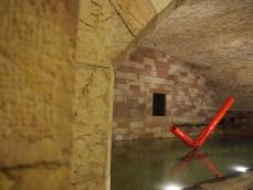Flusso 10/14, Fonte di S. Niccolò, Assisi ( a cura della Minigallery di Assisi), 2014