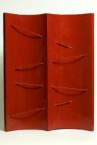 Partitura per quattro note, 2009. Collezione Museo d'arte sacra contemporanea Stauròs, Isola del Gran Sasso