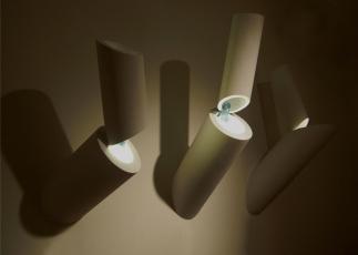 Prime luci, 2007, collezione privata, Roma