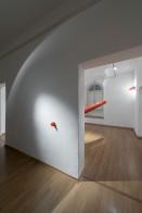 Parti del discorso (2015). Veduta della mostra Oi diàlogoi, Centro di Sarro, Roma, 2015