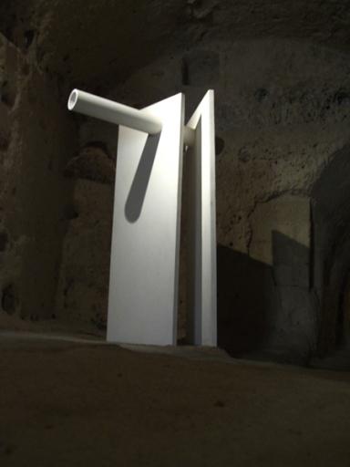 Innesto stele, 2006, Musma, Matera