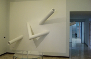 Innesti d'ufficio, collezione privata, Gubbio, 2006