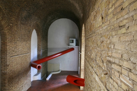 Le parti del discorso, galleria Tralevolte, Roma, 2008