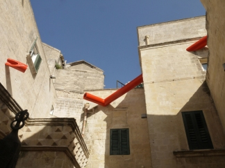 Le parti del discorso, Musma, Matera, 2008